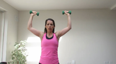 Upper Body – Workout at Home Part 2