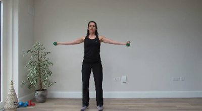 Upper Body – Workout at Home Part 3